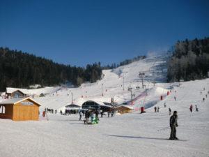 skiën en langlaufen in de Vogezen