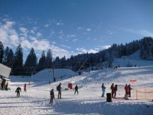 skiën in de Vogezen